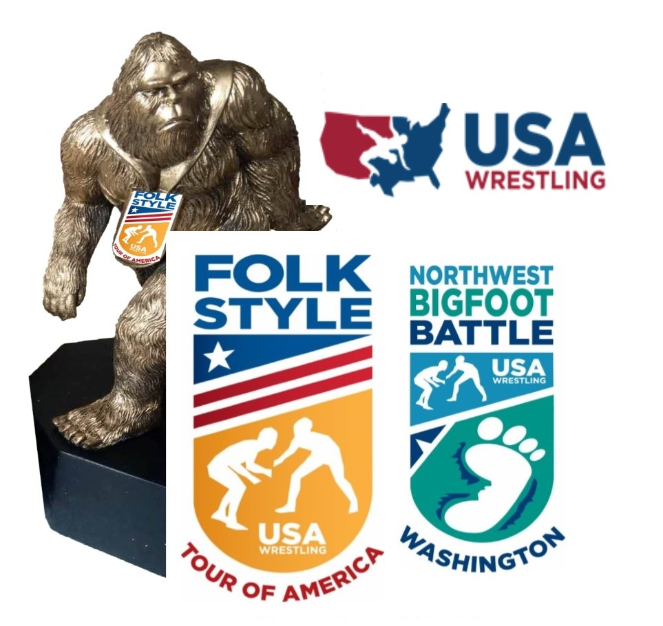 2018 Folkstyle Tour of America - Northwest Bigfoot Battle
