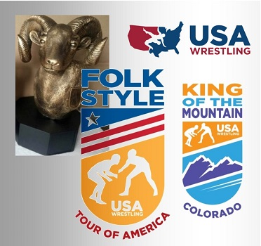 2018 Folkstyle Tour of America ? King of the Mountain