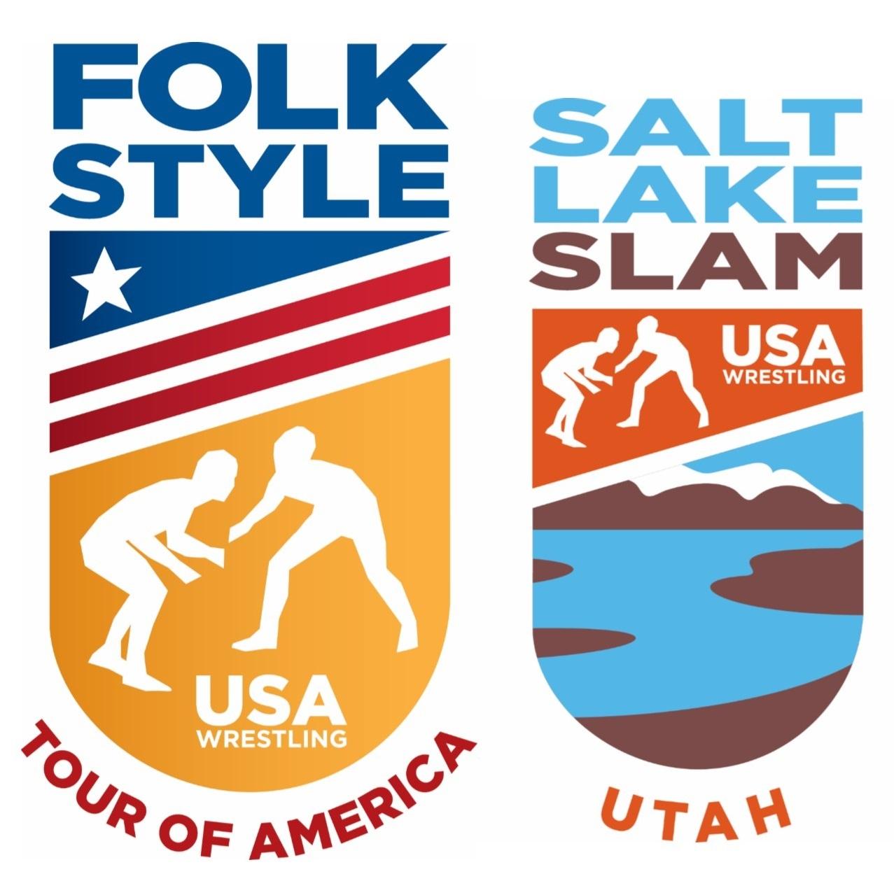 2019 Folkstyle Tour of America Salt Lake Slam