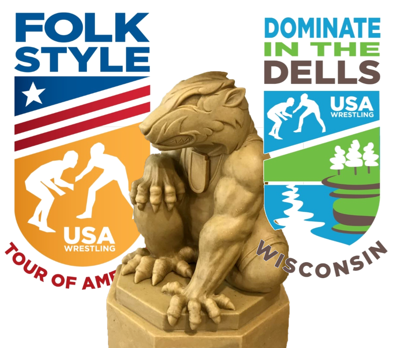 2019 Folkstyle Tour of America - Dominate in the Dells
