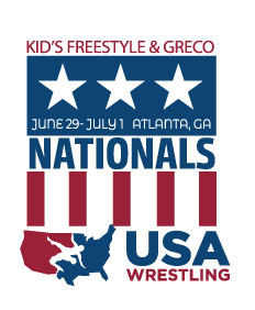 2019 USAW Kids Freestyle & Greco-Roman National Championships website