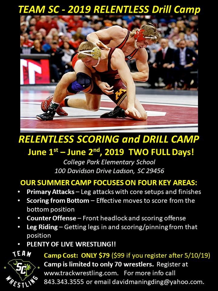 Find & Register for the Best Wrestling Tournaments, Camps