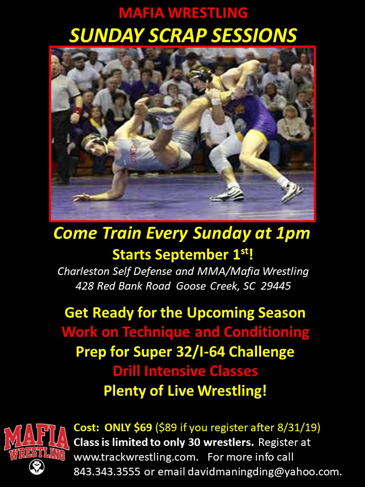 Find & Register for the Best Wrestling Tournaments, Camps