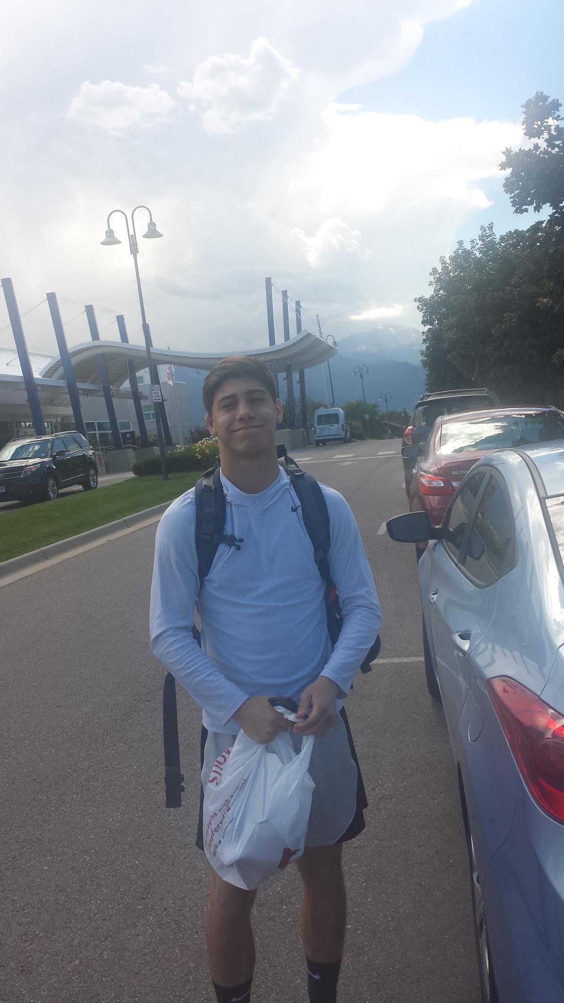 anthony ulaszek | Trackwrestling Profile